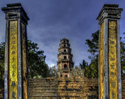 Thié Mu Pagoda