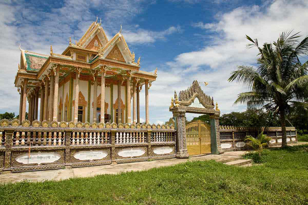 Temple Bouddihsite de Battambang