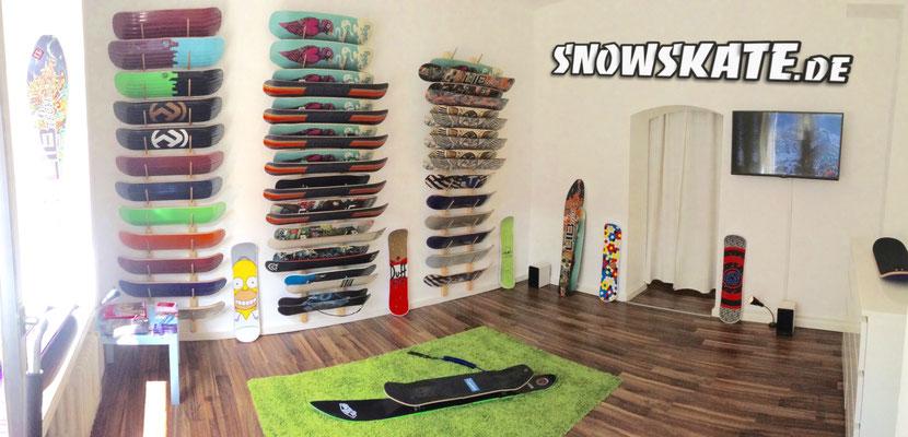 Snowskateshop bis 2016 in der Venloer Str. 502