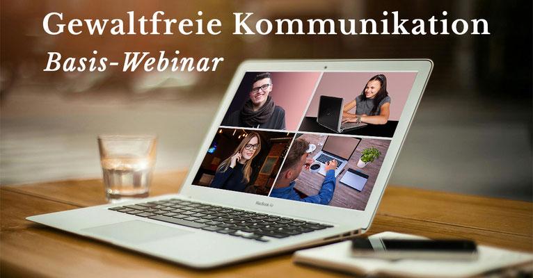 Gewaltfreie Kommunikation Basis Seminar / Webinar