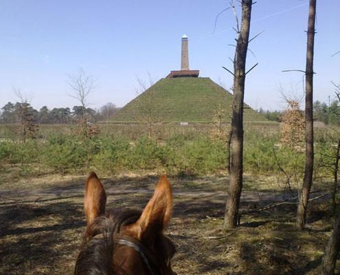 Pyramide van Austerlitz - Den Treek