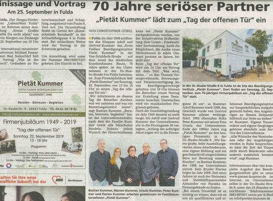 Zeitung Fulda Aktuell