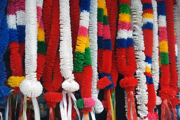 Hambambota, lendiger Tempel der vier Religionen