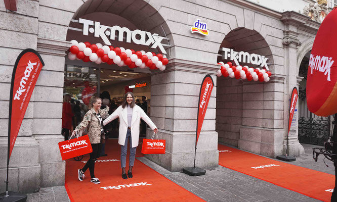 Luftballon Dekoration Girlande TK MAXX