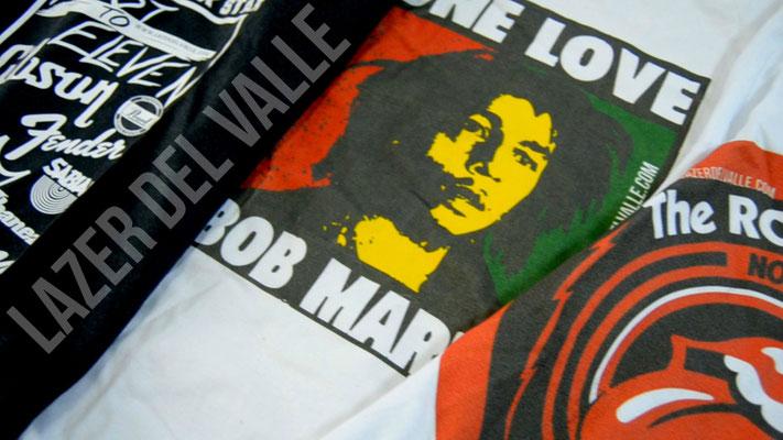 camisetas full color con impresión textil