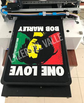 Impresoras textiles en A3