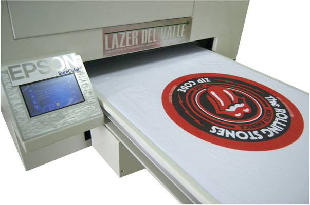 Impresora DTG en a3