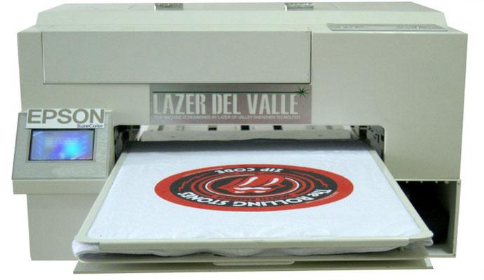 Impresora textil A3