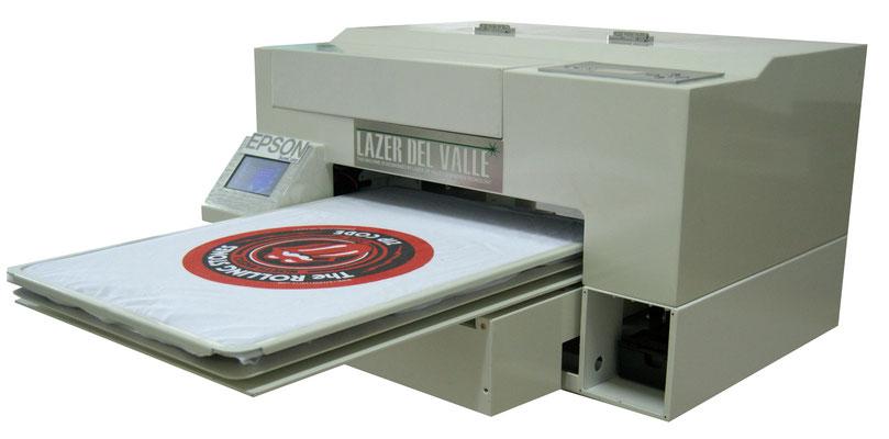 impresión textil con impresora dtg