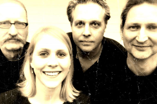Band Projekt D - Gruppenfoto - editiert im Old Look