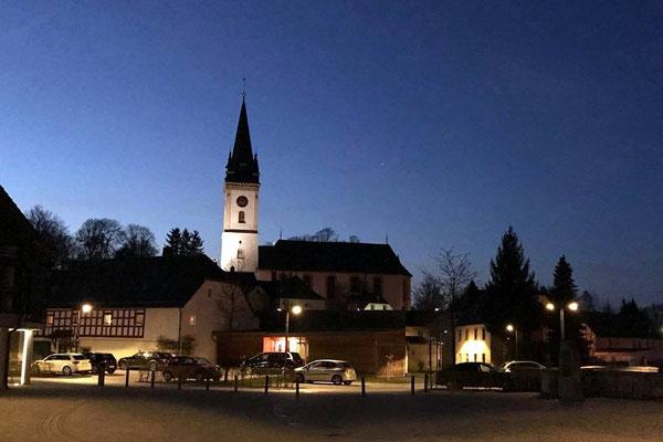St. Gumbertus Kirche Foto: Klamt