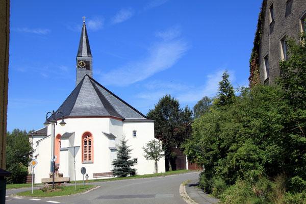 Kirche Förbau Foto: Cepera