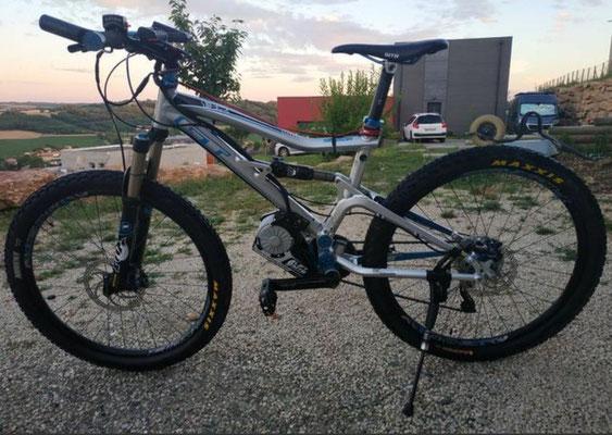 electric motor lift mtb for mountain bike v3