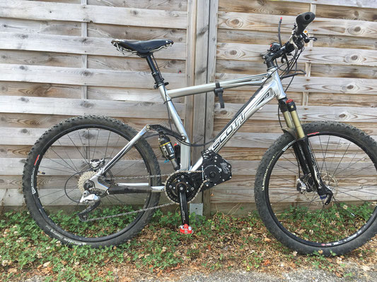 electrique bike kit