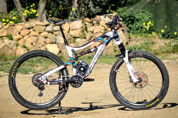 electric motor lift mtb for mountain bike v3 evo