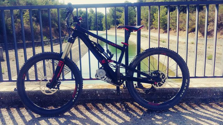 motor e-bike kit mtb