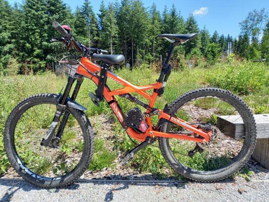 specialized electric motor bike kit