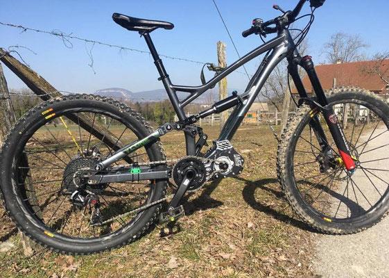 bike electrique
