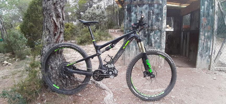 change your bike into ebike wuth lift mtb e-bike kit