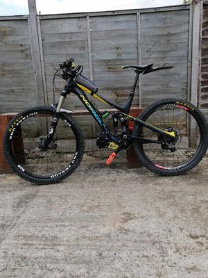 norco bike motor kit