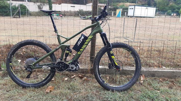 motor bike kit mtb