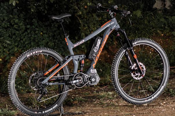 norco e-bike enduro