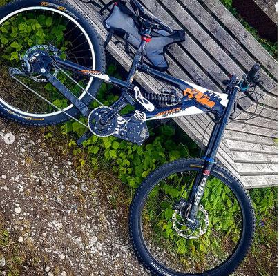 electric bike kit lift mtb