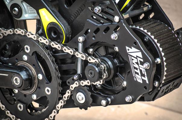 electric motor bike kit