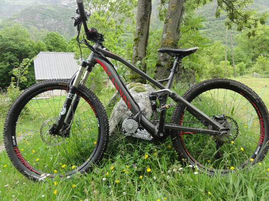 kit electric for mtb