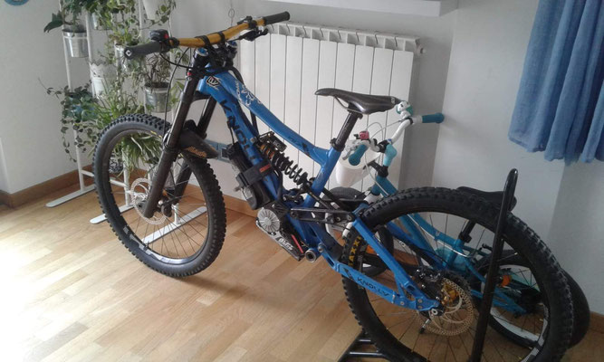 electric moto for freeride