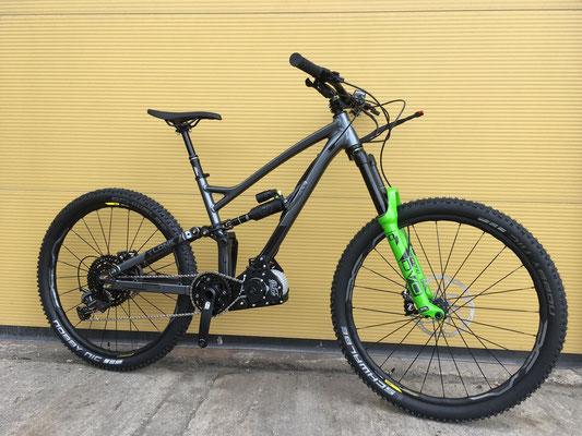 electric bike mtb