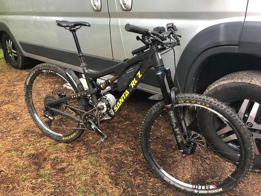 electric bike kit for santacruz