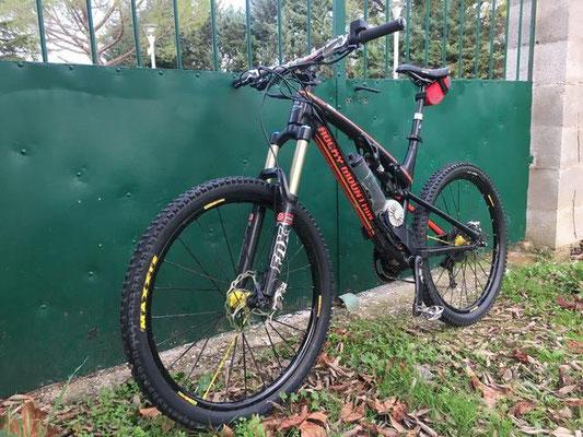 change your bike into ebike lift