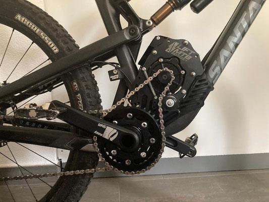 santa cruz bike kit