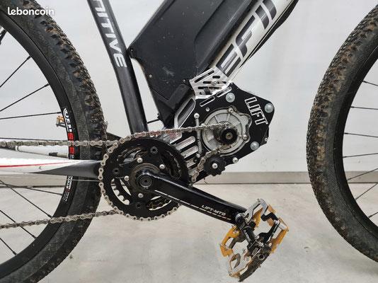 turn me bike into ebike