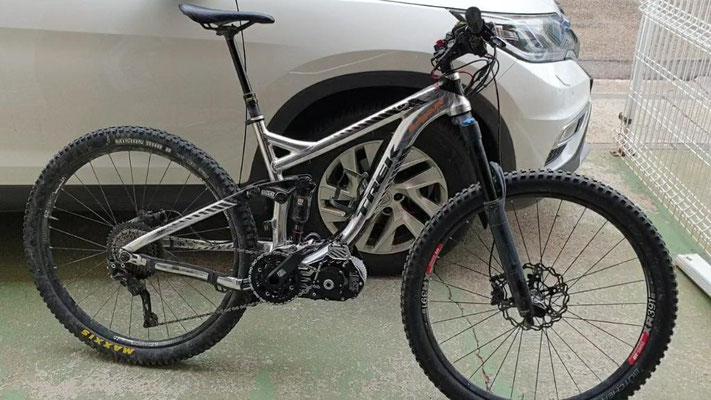motor electric bike kit trek