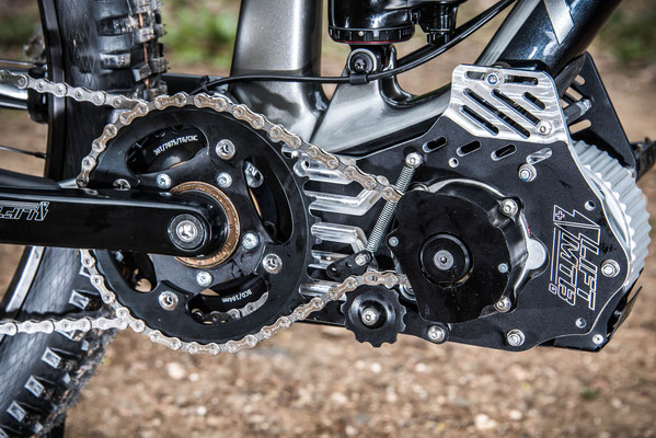 norco electric motor for mountain bike