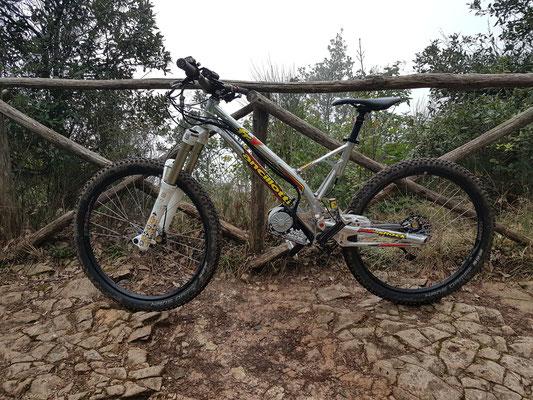 ancillotti e-bike