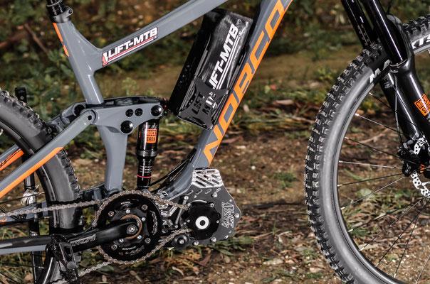 norco e-bike lift