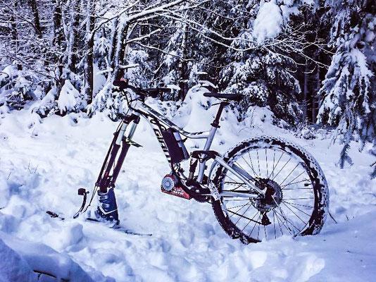 electric snow scoot