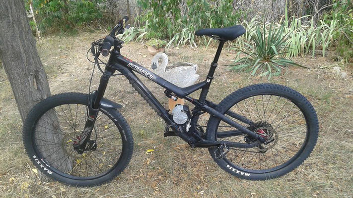 change your bike into ebike lift mtb e-bike kit
