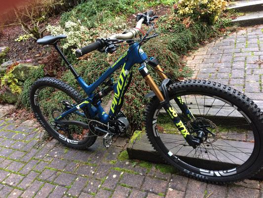 motor electric bike kit pivot