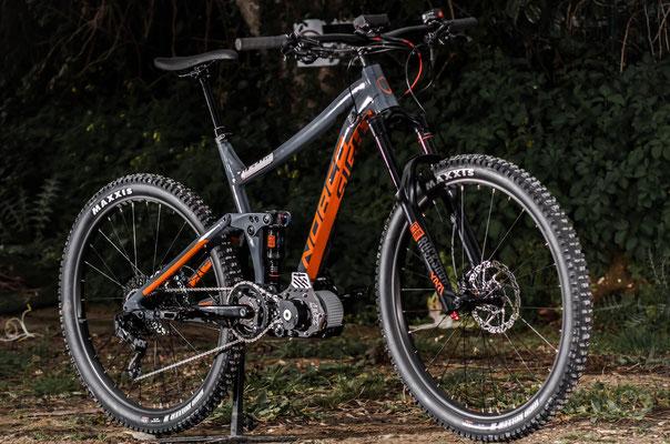 norco e-bike vtt
