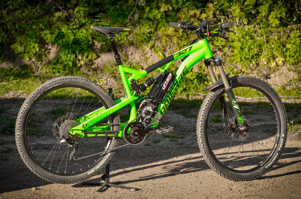 electric motor lift mtb for mountain bike lapierre