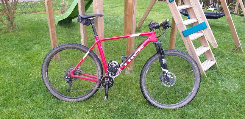 trek carbon e-bike