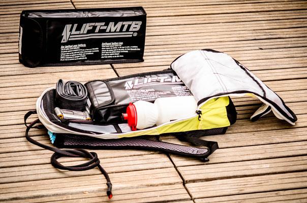 Batterie sac à dos pour kit moteur électrique
