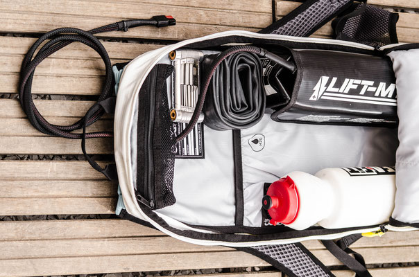 battery for ebike back pack