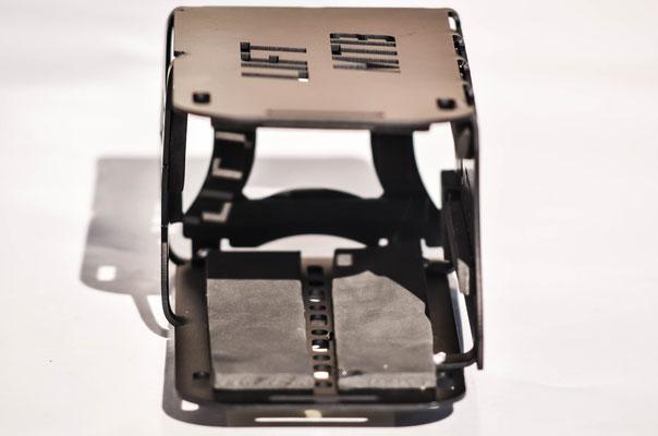 e-bike battery supporto