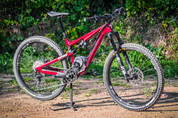 electric kit for mountain bike