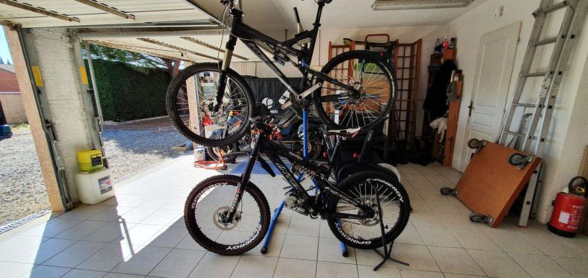 E-Bike MTB INTENSE